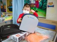 研色科技2020公益行,为贫困山区学校捐赠新书包1000套!