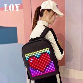 LOY创意背包